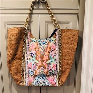 Lily Pulitzer Beach Tote